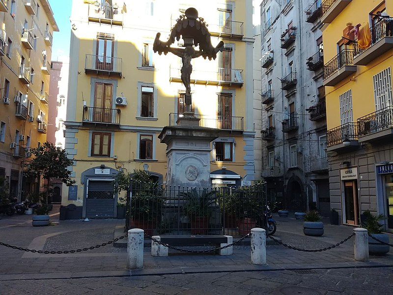 Nuovo Porta a Porta in Zona Orefici tra i quartieri Porto e Pendino