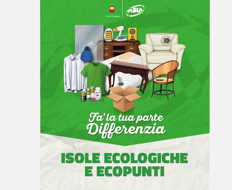 Isole Ecologiche Calendario Estivo 2018